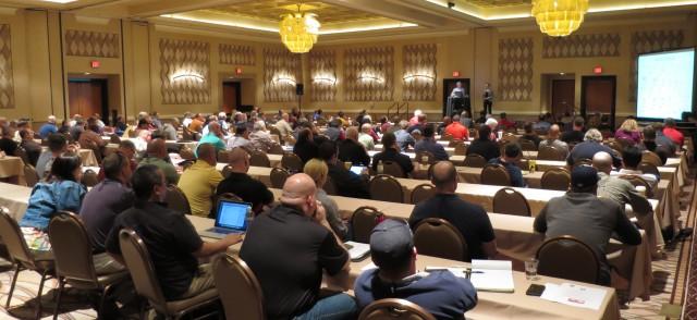 Föredrag om metodarbetet på IAAI-konferensen i Las Vegas 2014.